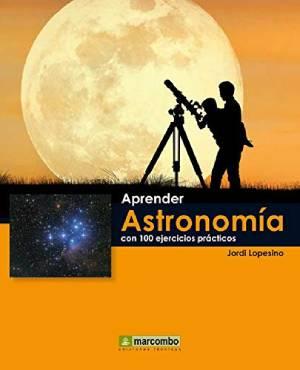 aprender astronomia ejercicios practicos