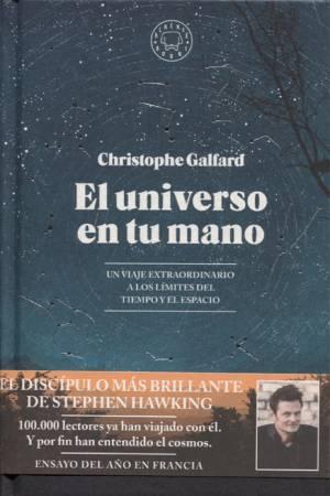 el universo en tu mano libro astronomia